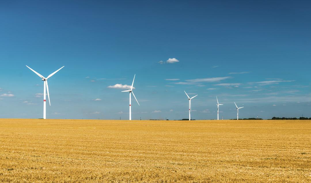 Bild Windenergie
